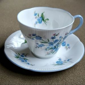Royal Albert Floral Bone China Tea Cup Saucer Set